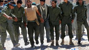 Türkiye'nin burnunun dibindeki YPG kampı görüntülendi