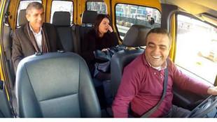 Elçi ve Tanrukulu'nun Meclis Taksi görüntüleri ortaya çıktı