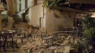 Deprem komşuda can aldı ! Ölenlerden biri Türk