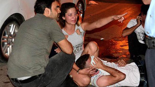 Barda dehşet: 1 kadın öldü