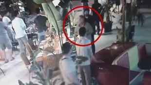 Alaçatı'daki kavganın görüntüleri ortaya çıktı
