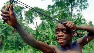 Afrika'nın 5 bin yıllık avcıları