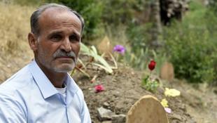 Acılı babadan Türkiyeye birlik ve beraberlik çağrısı