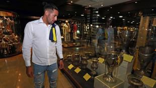 Fenerbahçe'ye gelmek için bonservisini kendisi almış