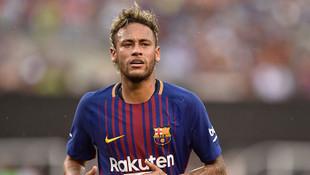 Neymar Juventus defansını rezil etti