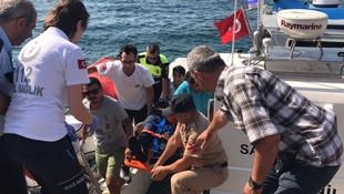 Çanakkalede iskeleden denize düşen kişi öldü