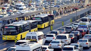 32 bin sürücü tek tek tespit edildi