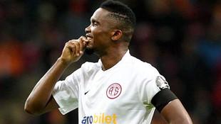 Samuel Eto'o Fenerbahçe'de