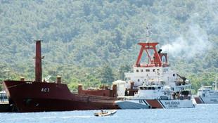 Ege Denizi'nde kriz çıkaran istihbaratı ABD vermiş !