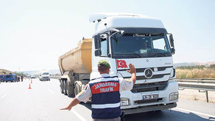 İstanbul'da rüşvet operasyonu: Lastik patladı !