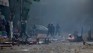 Mısır'da bomba araçla saldırı: 2'si çocuk, 7 ölü