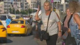 Yenikapı'da taksiciler müşteri beğenmiyor