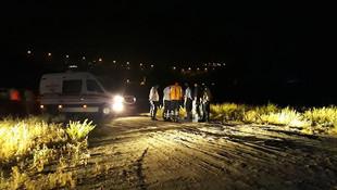 Ankara'da dehşet ! Boş arazide öldürüp kız arkadaşını kaçırdılar