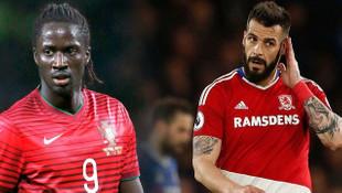Beşiktaş Negredo ve Eder'i bitiriyor