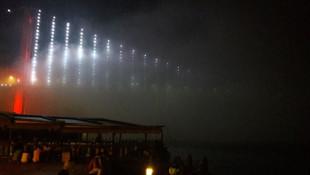 İstanbul'a sis çöktü ! Bazı vapur seferleri iptal