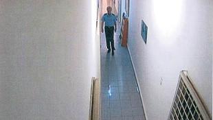 Akın Öztürk'ün kamera görüntüleri ortaya çıktı