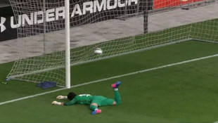 Cenk, Malaga'da kötü başladı ! 3 gol birden...
