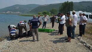 İznik Gölü'nde 4 kişi boğuldu !