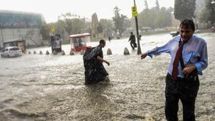 İBB'den yağış açıklaması !