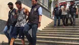 İzne çıkan polisin dikkati yakalattı