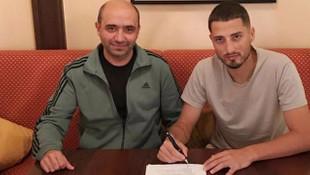 Karabükspor Gheorghe Grozav'ı transfer etti