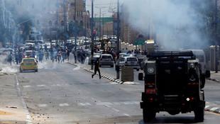 İsrail Mescid-i Aksa'da yine ölüm saçtı