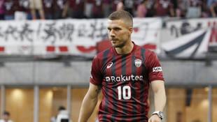 Lukas Podolski'den süper başlangıç