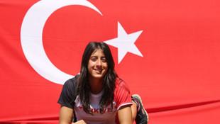 PKK'nın hedefindeki genç kız Türkiye'nin gururu oldu