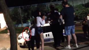 Maçka Parkı'ndaki güvenlik görevlisi açığa alındı