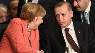 Erdoğan'dan Almanya'ya sert sözler !