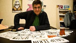 Usta karikatürist Galip Tekin evinde ölü bulundu