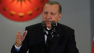 Erdoğan, Fırat Kalkanı'nda öldürülen terörist sayısını açıkladı