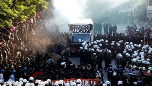 G-20 zirvesi öncesi Hamburg karıştı