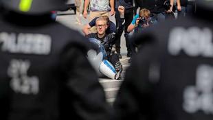 G20 Zirvesi protestoların gölgesinde başladı