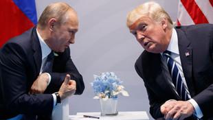 Trump ve Putin görüşme sonrası açıklama