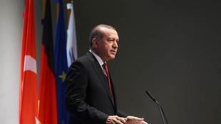 Erdoğan'dan terör örgütüne kalkan olanlara net mesaj