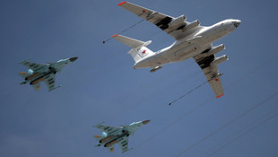 NATO'dan Rus uçaklarına önleme !