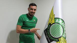 Adrian Ioan Hora Akhisar Belediyespor'da