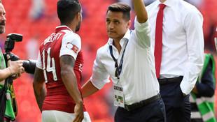 Alexis Sanchez'den imalı açıklama