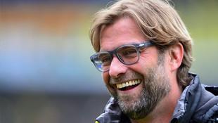 Jürgen Klopp muhabirleri kahkahaya boğdu