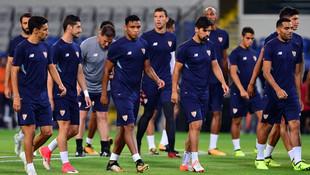 Sevilla hazırlıklarını tamamladı