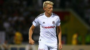 Beşiktaş Beck ile yollarını ayırıyor