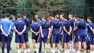 Fenerbahçe'nin Vardar maçı kadrosu belli oldu