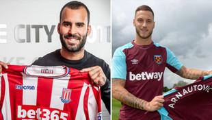 Stoke City'den eski futbolcusuna gönderme