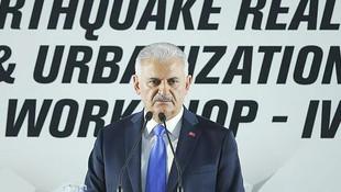 Başbakan'dan deprem açıklaması !