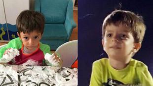3 yaşındaki çocuk feci şekilde can verdi