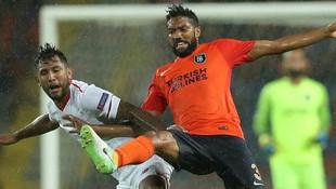 Başakşehir 1 - 2 Sevilla / Maç sona erdi
