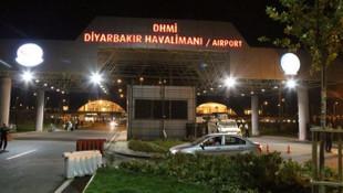 Diyarbakır Havalimanı uçuşlara kapatıldı