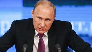 Putin canlı yayında fırça attı