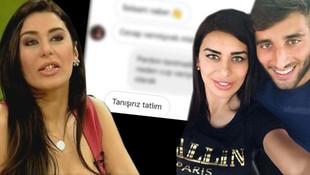 Ebru Şancı, eşine yazan kadını ifşa etti